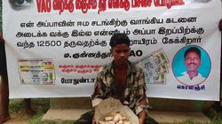 Tamil Nadu Teenager Seeks Donations To Fund Alleged Bribe Demand After His Father's
