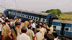 12 Coaches Of Thiruvananthapuram-Mangalore Express Train Derailed, No Injuries