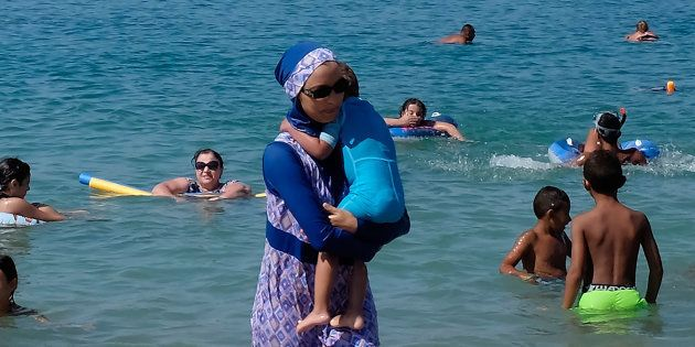 Why I Wholeheartedly Support France's Burkini