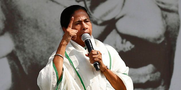 File photo of Mamata Banerjee, chief minister