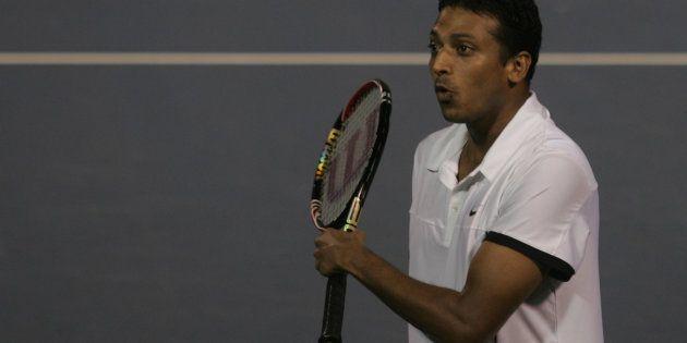 Tennis player Mahesh Bhupathi. (Photo by Sattish Bate/Hindustan Times via Getty