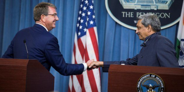 India, US Sign Logistic Agreement To Boost Defence