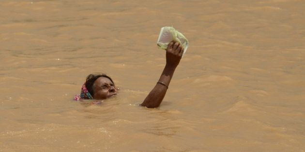Bihar Floods Claim Six More Lives, Death Toll Rises To