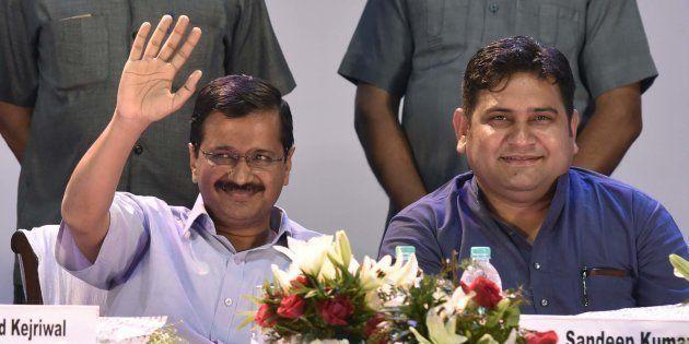 The Sandeep Kumar Sex Scandal Reinforces AAP's Clean