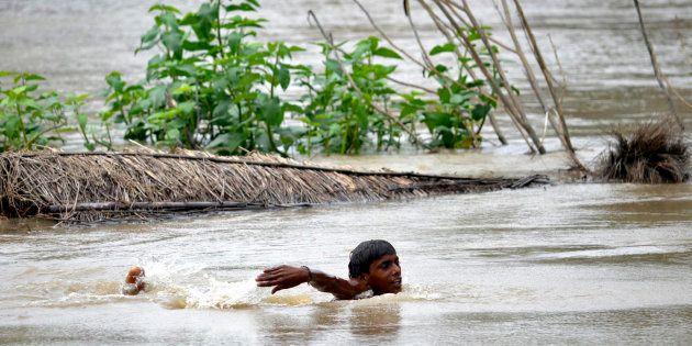 Bihar Floods Claim 19 More Lives, Death Toll Rises To