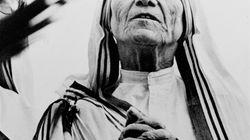 Mother Teresa Is Now Saint Teresa of