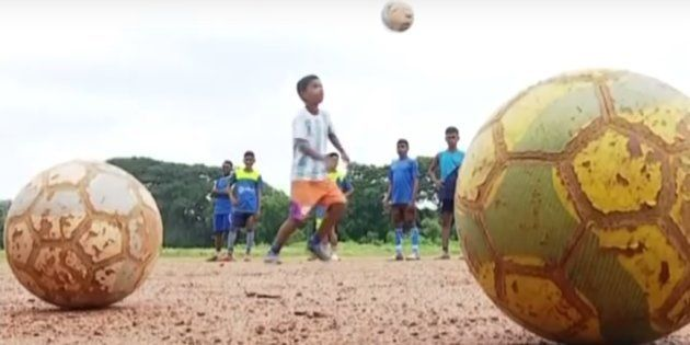This 11-Year-Old From An Odisha Slum Just Made His Dream Trip To Germany's Top Football