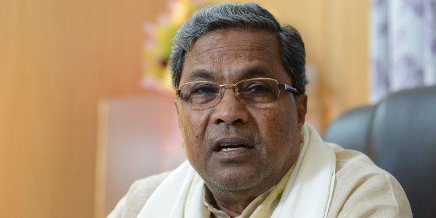 File photo of Karnataka Chief Minister K