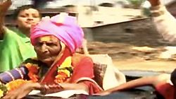 94-Year-Old Elected Sarpanch Of Pune Village, She Says Bring It