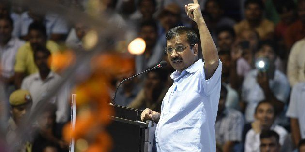 Arvind Kejriwal Begins His 4-Day Tour In Punjab, Gets Accosted By