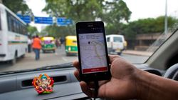 'Driver Threatening To Throw Me Out,' Delhi Journalist Tweets To Uber During 'Cab Ride From