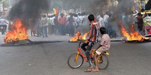 Agitation in the southern Indian state of Karnataka has been increasing since the recent Supreme Court...