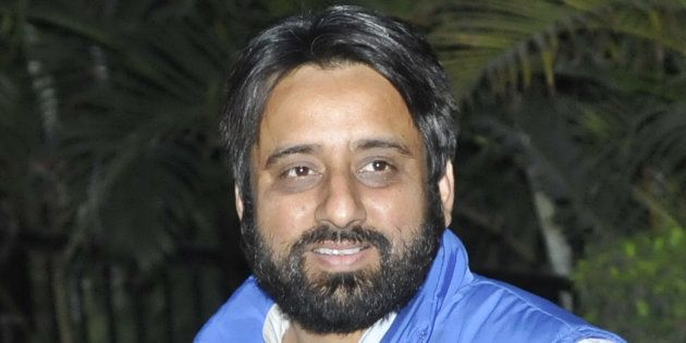 AAP MLA Amanatullah Khan Booked For Molestation, Resigns From All