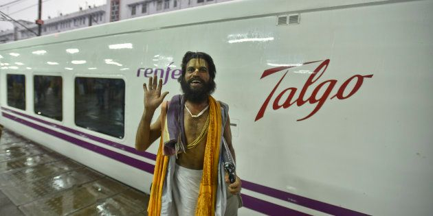 High-Speed Talgo Train Takes Less Than 12 Hours To Cover Delhi-Mumbai Distance In Its Final
