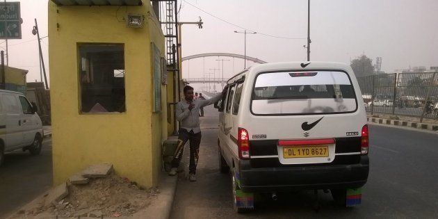 Couple Allegedly Beaten Up, Woman Molested At A Toll Booth In Thane, 13