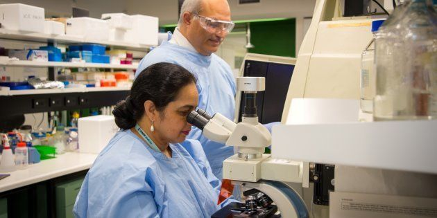 This Indian Couple's Research In Australian University Brings A Ray Of Hope To Prostate Cancer