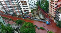 Dhaka Streets Turn Into Rivers Of Blood After
