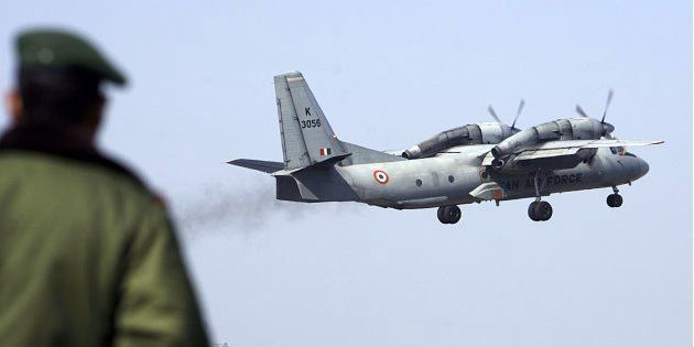 Those Missing In AN-32 Aircraft 'Presumed