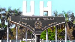 First-Year Hyderabad University Student Found Hanging In His Hostel
