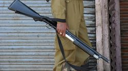 Teenager Found Dead In Srinagar With Pellet