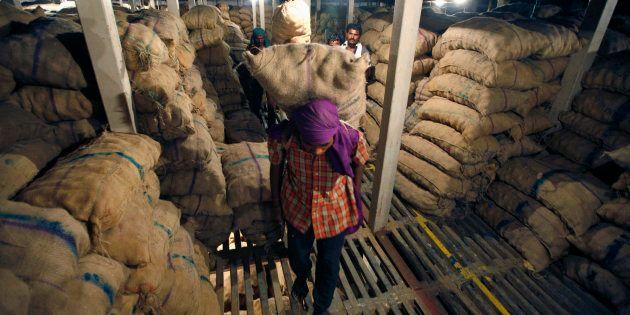 Poor Food Logistics Equals Global