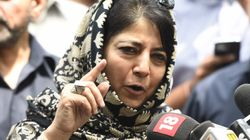 Uri Attack Aims At Creating A 'War-Like' Situation: Mehbooba