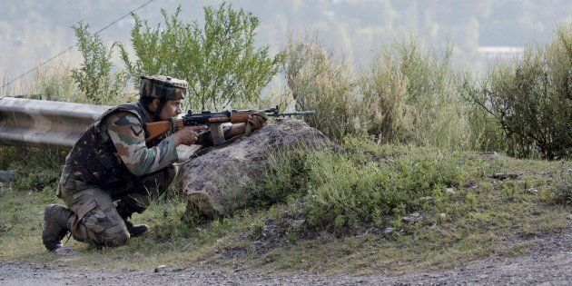 A Day After Deadly Terror Strike On Army Base In Uri, India Mulls Its