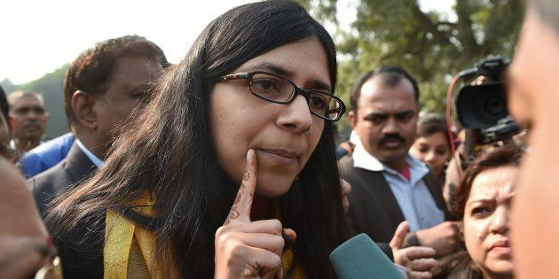 FIR Lodged Against DCW Chief Swati Maliwal Alleging Irregularities In