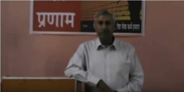 RSS Leader Jagdish Gagneja Passes