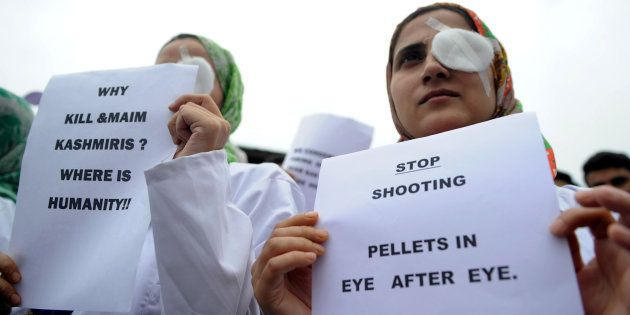 J&K High Court Refuses To Ban Pellet Guns, Says Use Of Force