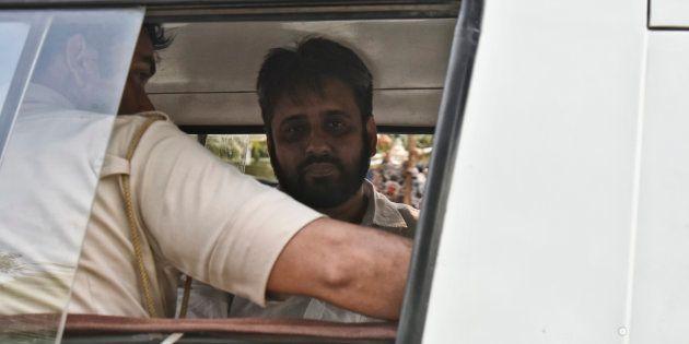 AAP MLA Amanatullah Khan Gets Bail In Sexual Harassment