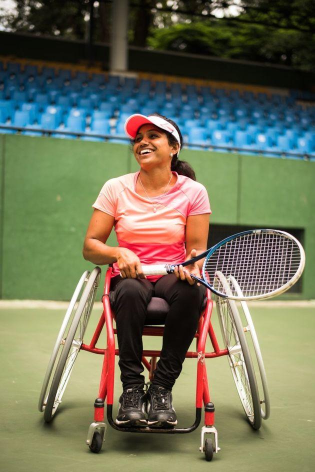 Meet Prathima Rao, A 33-Year-Old Single Mother Who Plays International Wheelchair