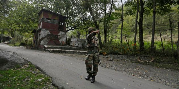 NIA Takes Into Custody Two Men From PoK In Uri Attack
