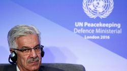 Pakistan's Defence Minister Khawaja Asif Threatens To Nuke