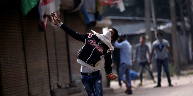 Army's Crackdown On Protests In Kashmir Is Drawing Youth Towards Radicalism, Claim