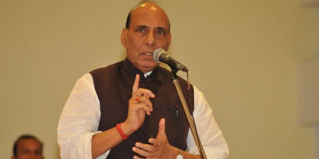 Rajnath Singh Speaks To Four CMs, Political Leaders About Army