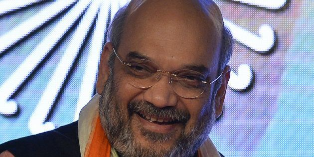 Amit Shah Congratulates PM Modi, Indian Army For Surgical Strikes In