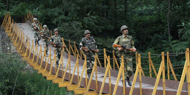 Congress Hails Indian Army On Anti-Terror Strikes Across Line Of