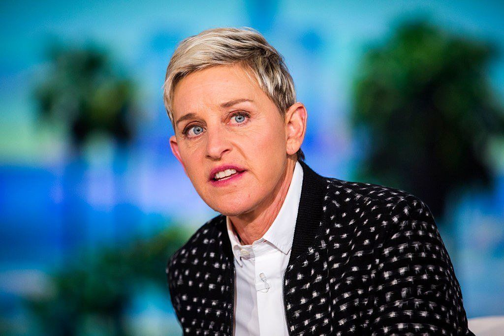 """According to a New York Times profile, Ellen DeGeneres """"changes her mind all the time"""" on the question of leaving her television show."""