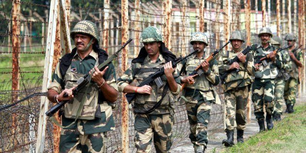 Uri Brigade Commander, K Somashanker, Shifted In Terror Attack