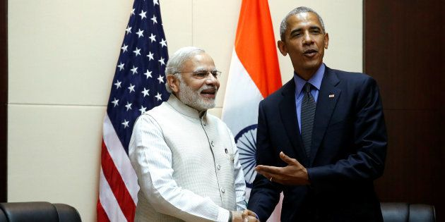 Indians Have Carried On Mahatma Gandhi's Legacy: Barack Obama On Paris Climate
