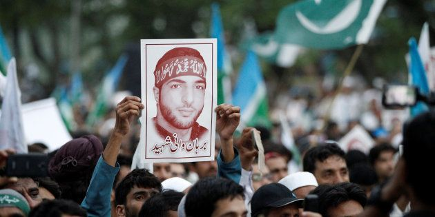 Kashmiri Student Who Shared Facebook Post Praising Burhan Wani Booked For Sedition: