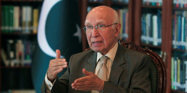 NSAs Of India And Pakistan Have Spoken To Reduce Tension, Says Sartaj