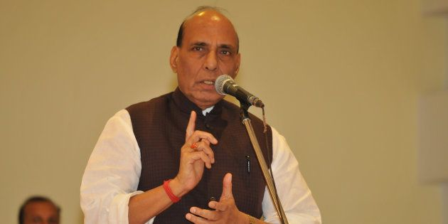 Security Forces Are Giving Befitting Reply To Terror Attacks, Says Rajnath