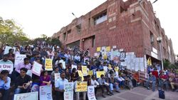 Record 39 Complaints Of Sexual Harassment At JNU In