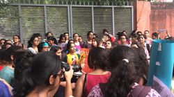 These Women From A South Delhi College Took Out A March To Reclaim The