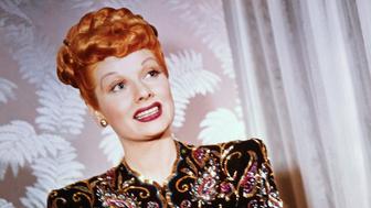 Portrait of Lucille Ball (Photo by Herbert Dorfman/Corbis via Getty Images)
