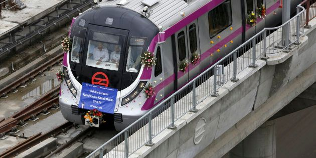 Woman Found Hanging Outside Kashmere Gate Metro Station In New