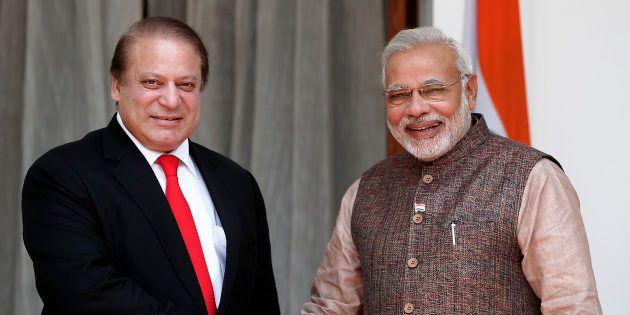 PM Modi Greets Counterpart Nawaz Sharif On Pakistan's National