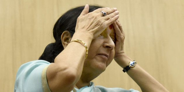Sushma Swaraj Tries To Help 'Kidnapped' Indian In Serbia, Finds Out It Was